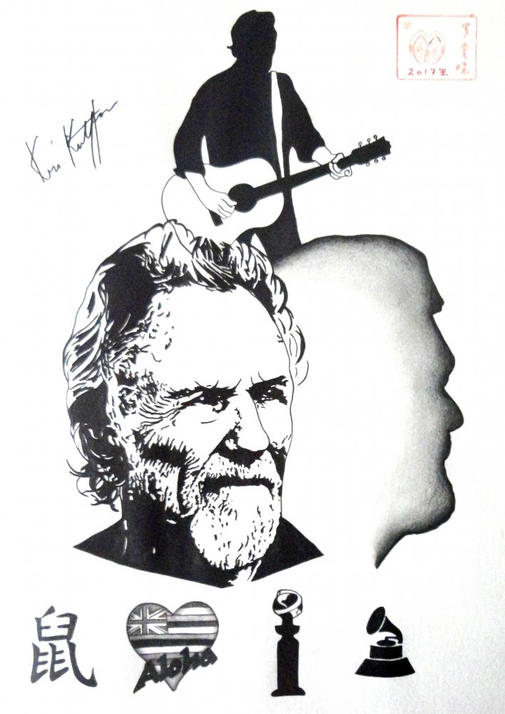 Kris Kristofferson by emma1965